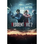 Resident Evil 2 - City Key Art Maxi Poster