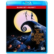 The Nightmare Before Christmas 3D Blu-ray