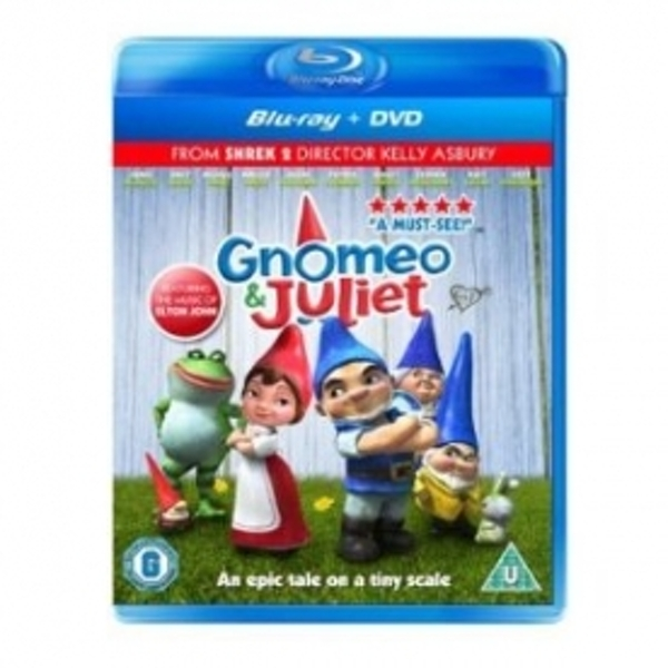Gnomeo and Juliet Blu-ray & DVD - Image 1
