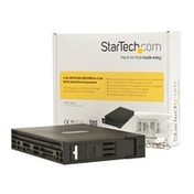 StarTech 2.5in SATA/SAS SSD/HDD to 3.5in SATA Hard Drive Converter