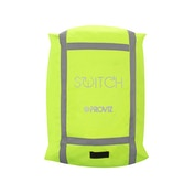 Proviz Switch Rucksack Cover Silver/Yellow