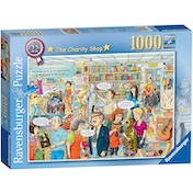 Best of British No.22 The Charity Ship Jigsaw Puzzle - 1000 Pieces