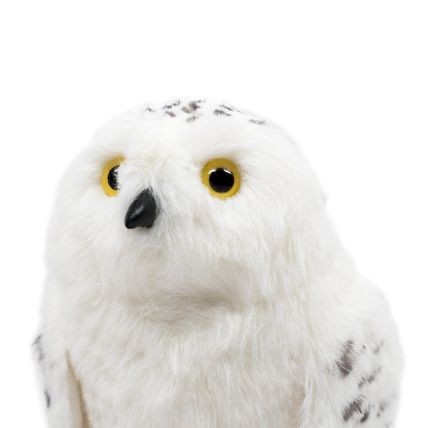 Hedwig the Snowy Owl (Harry Potter) 8 Inch Soft Toy Plush - Image 4
