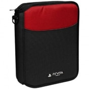 Officially Licensed Red Deluxe Travel Case PS Vita