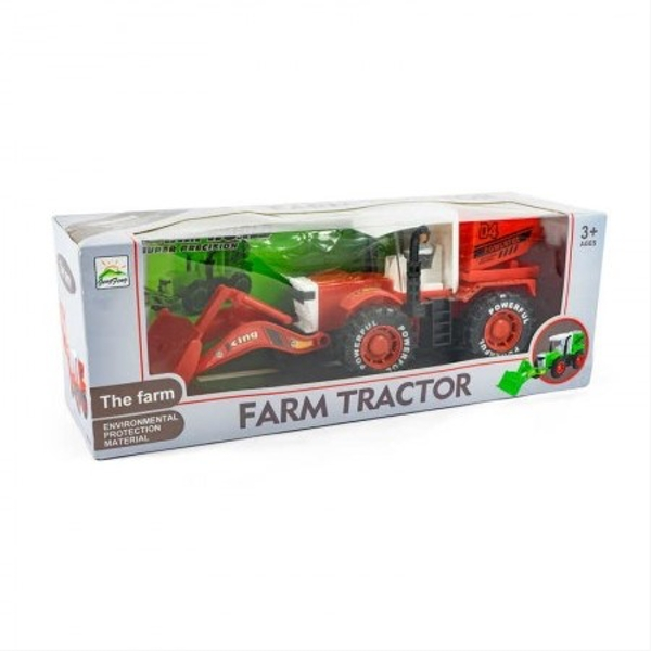 Tractor & Attachment Toy