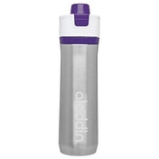 Aladdin Active Hydration Stainless Steel Vacuum Insulated Water Bottle 0.6L - Purple