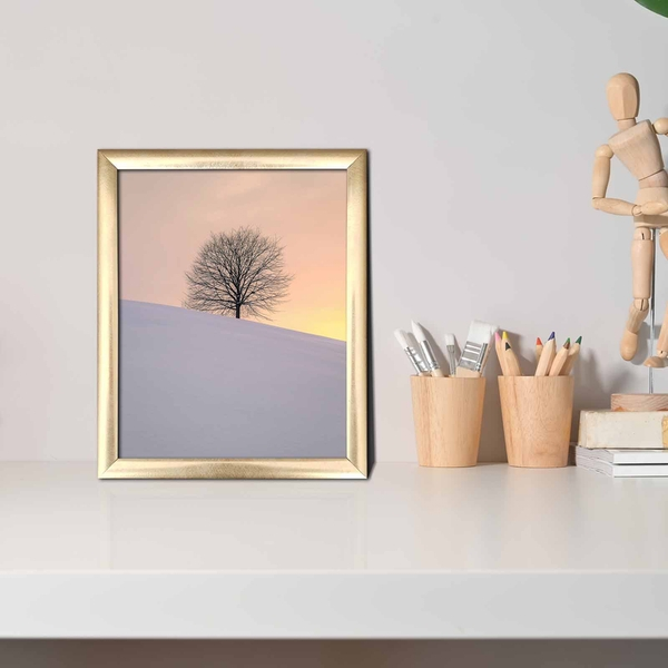 ACT-053 Multicolor Decorative Framed MDF Painting