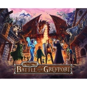 The Red Dragon Inn Battle for Greyport Board Game