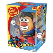 Mr Potato Head Superman Mr Potato Head