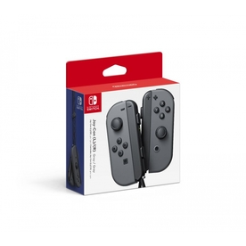 Nintendo Switch Joy-Con Controller Pair (Grey)