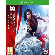 Ex-Display Mirrors Edge Catalyst Xbox One Game Used - Like New