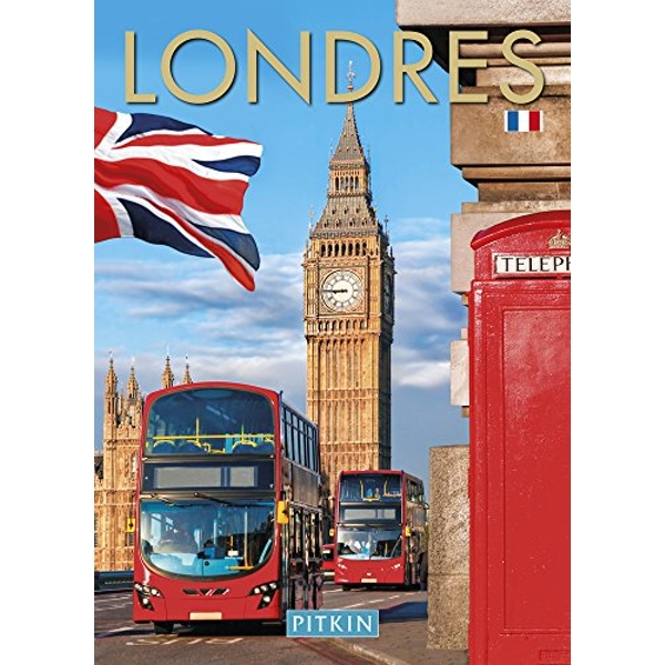 London - French by Sara Pink (Paperback, 2017)