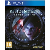 Resident Evil Revelations HD PS4 Game
