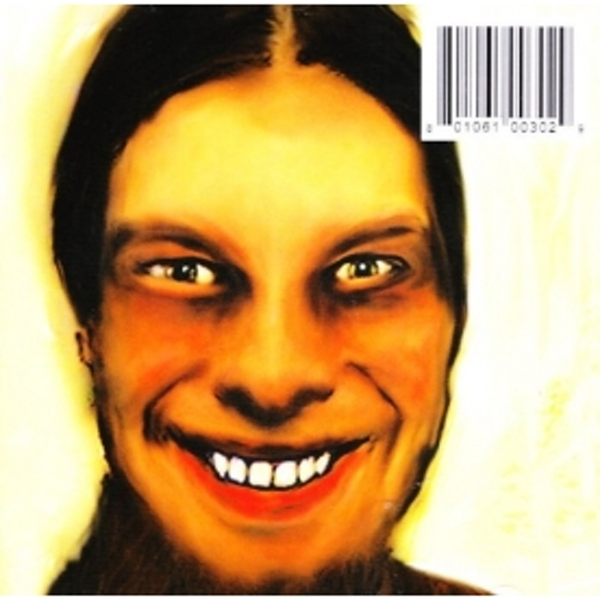 Aphex Twin - I Care Because You Do CD