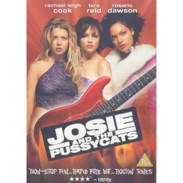 Josie And The Pussycats DVD