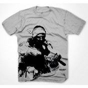 Call of Duty Black Ops Snow Soldier T-Shirt X-Large
