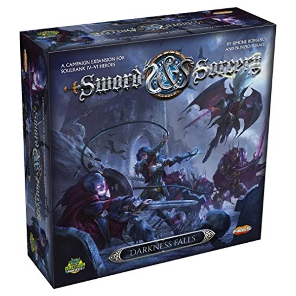 Sword & Sorcery Darkness Falls Expansion