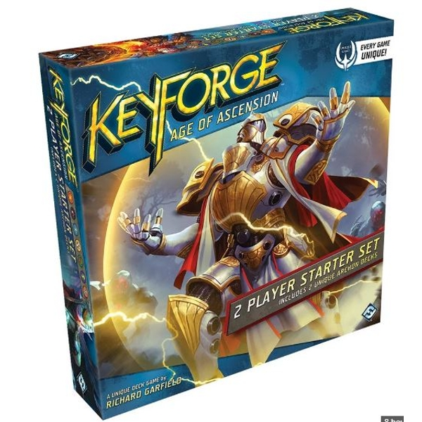 KeyForge Age of Ascenscion 2 Player Starter Set