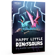 Happy Little Dinosaurs: 5-6 Player Expansion Card Game