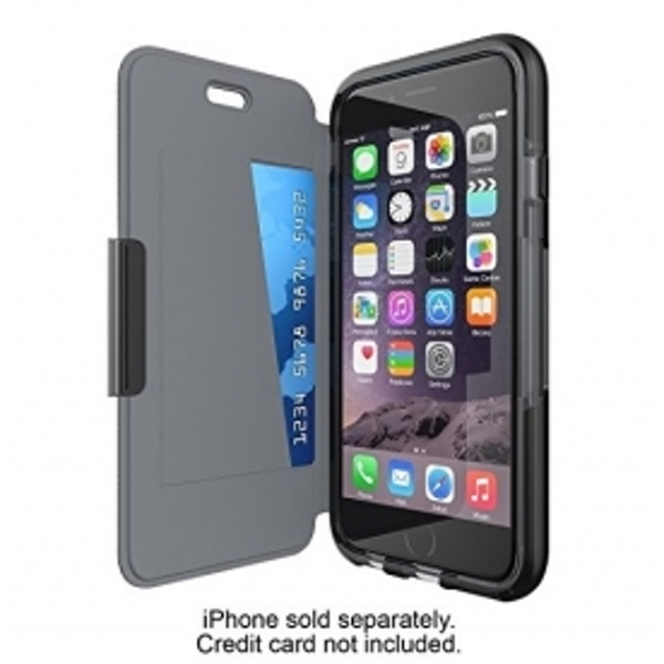 Tech21 Evo Wallet for iPhone 6 Black