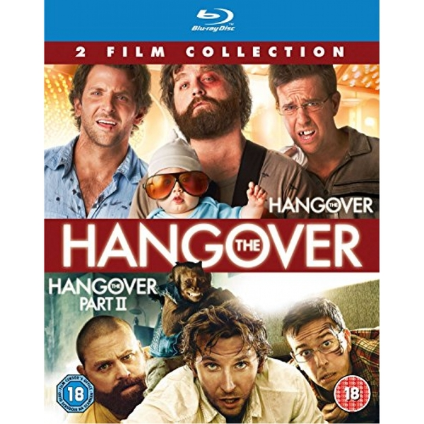 The Hangover/The Hangover Part II Double Pack Blu-ray