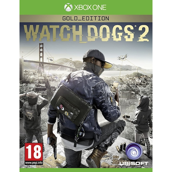 Watch Dogs 2 Gold Edition Xbox One Game