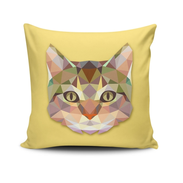 NKLF-407 Multicolor Cushion Cover