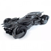 (Damaged Packaging) Suicide Squad Batmobile 1:25 Scale Plastic Model Kit Used - Like New