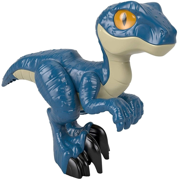 XL Raptor Figure (Blue)