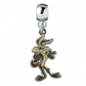 Official Looney Tunes Wilie E Coyote Slider Charm