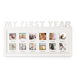My First Year Baby Photo Frame   M&W - Image 3