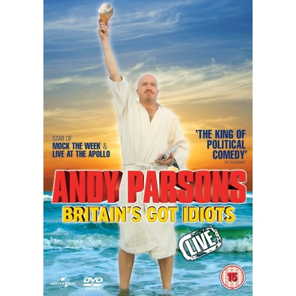 Andy Parsons: Britain's Got Idiots Live DVD