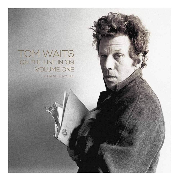 Tom Waits - On The Line In 89 Vol.1 Vinyl