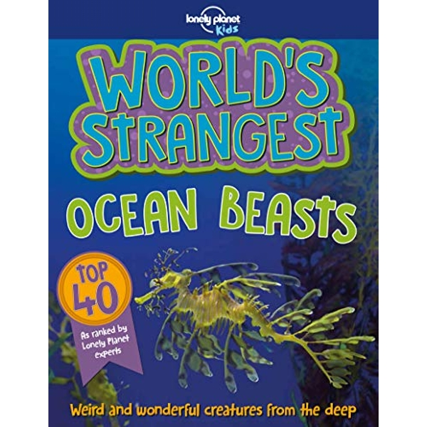 World's Strangest Ocean Beasts  Paperback / softback 2018