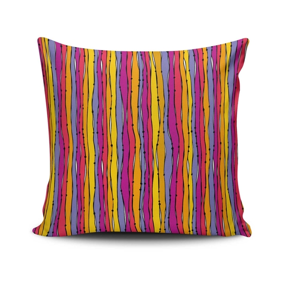 NKLF-210 Multicolor Cushion Cover