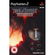 Final Fantasy VII 7 Dirge of Cerberus Game PS2