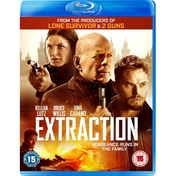 Extraction Blu-ray