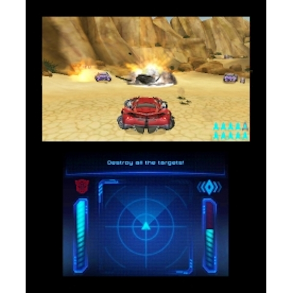 Transformers 3 III Dark Of The Moon Game 3DS - Image 3