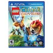 LEGO Legends of Chima Laval's Journey Game PS Vita (#)