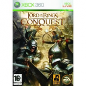 The Lord Of The Rings Conquest Game Xbox 360