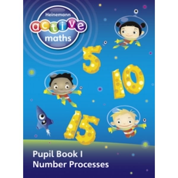 Heinemann Active Maths - First Level - Exploring Number - Pupil Book 1 - Number Processes by Peter Gorrie, Lynne McClure, Lynda Keith, Amy Sinclair (Paperback, 2010)