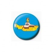 The Beatles Submarine Icon Badge