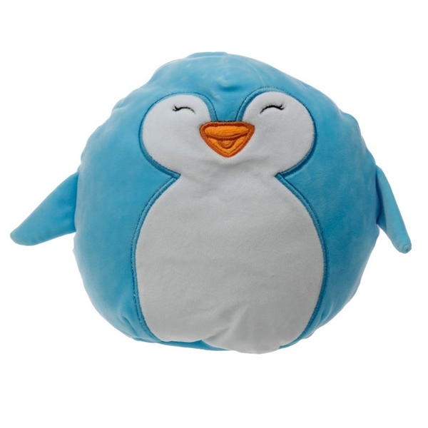 Penguin Cuddlies Plush Cushion