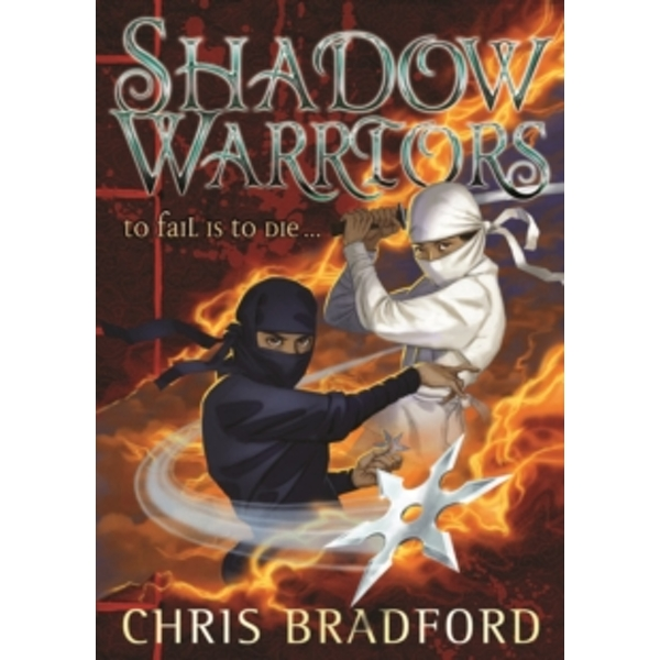 Shadow Warriors by Chris Bradford (Paperback, 2016)