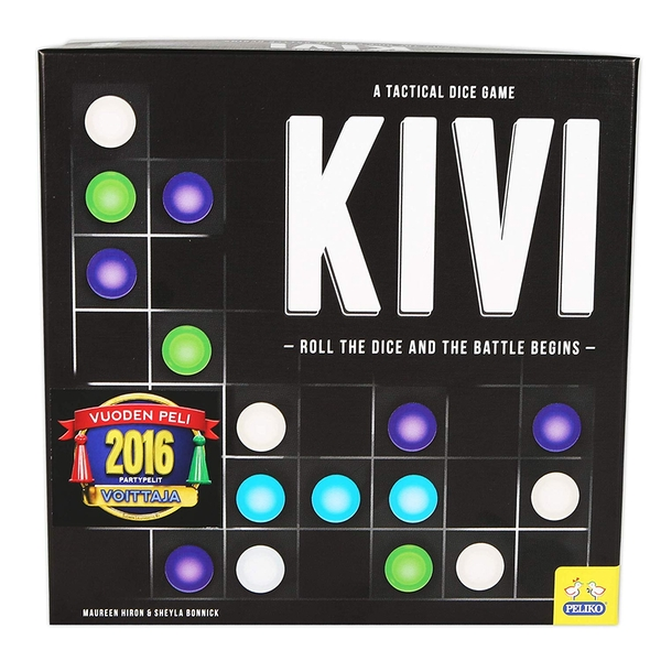 Kivi Dice Game