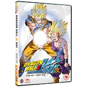 Dragon Ball Z KAI Season 4 Episodes 78-98 DVD