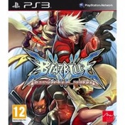 BlazBlue Continuum Shift Game PS3