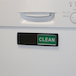 Dishwasher Clean / Dirty Sign | M&W Black - Image 4