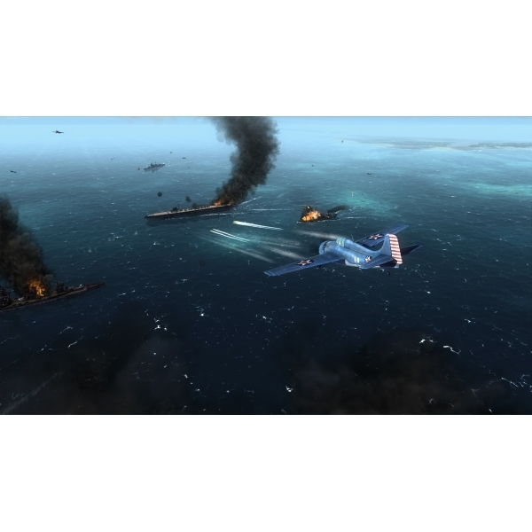 Air Conflicts Pacific Carriers Game PC - Image 3