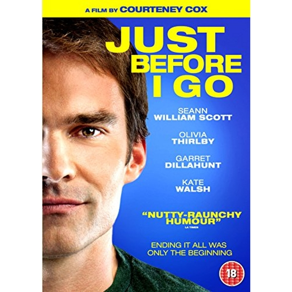 Just Before I Go DVD